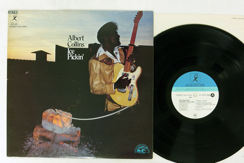 Albert Collins Ice Pickin