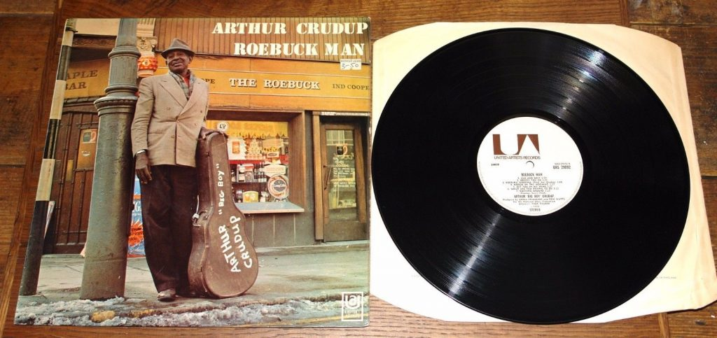Arthur Big Boy Crudup Vinyl