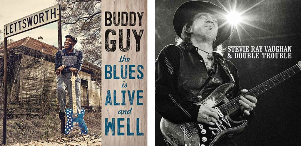 Blues Vinyl Records LPs For Sale - Crazy for Vinyl