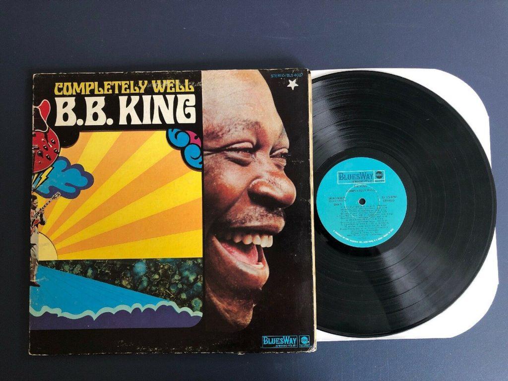 Bb King Bluesway Vinyl