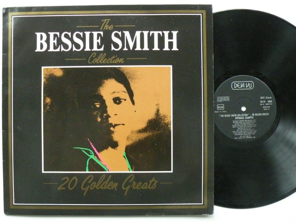 Bessie Smith Vinyl Lp