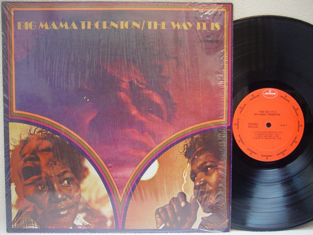 Big Mama Thornton The Way It Is Vinyl
