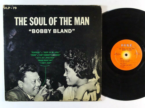 Bobby Bland Vinyl Records Lps For Sale Crazy For Vinyl