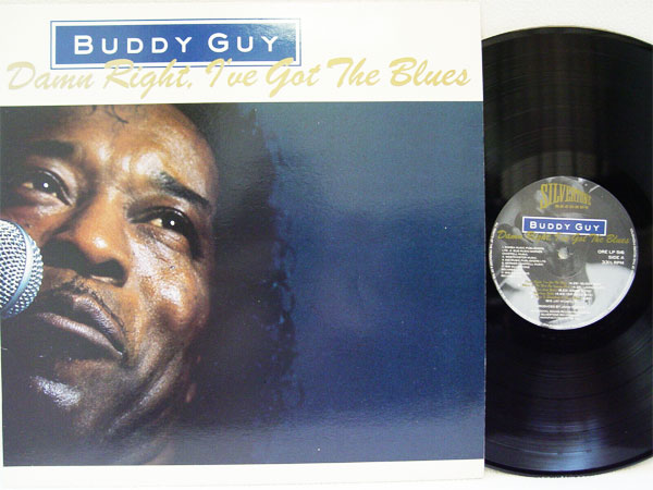 Buddy Guy Damn Right Got Blues Lp Vinyl
