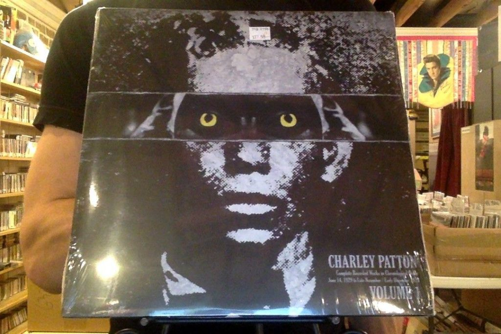 Charley Patton Complete Recorded Works Lp Vinyl