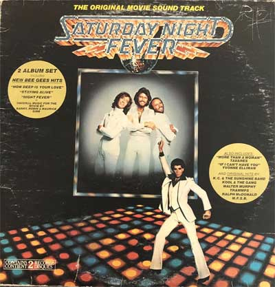 Saturday Night Fever Vinyl Lp
