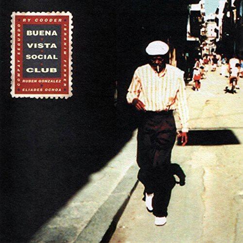 Buena Vista Social Club Vinyl Lp
