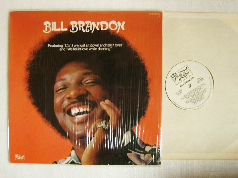 Bill Brandon Prelude Lp Vinyl PRL 12149
