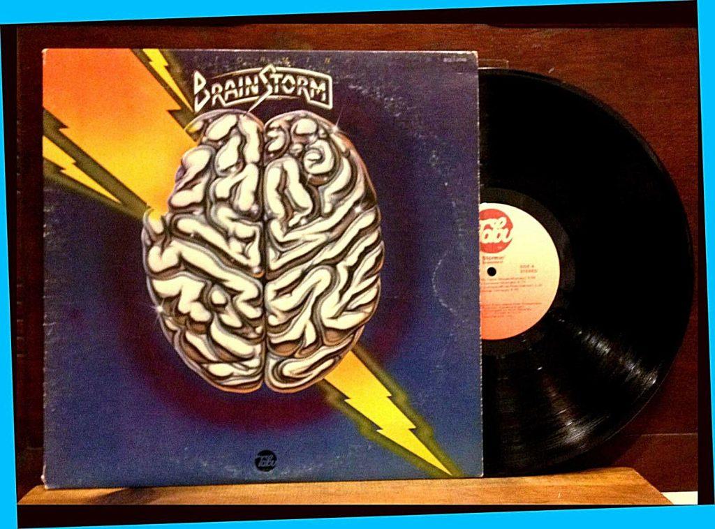 Brainstorm Stormin Vinyl Lp Album