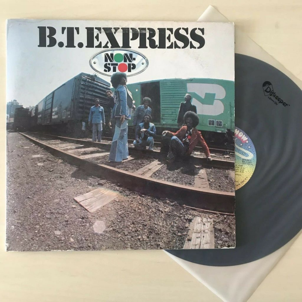 Bt Express Vinyl Lp Non Stop Disco