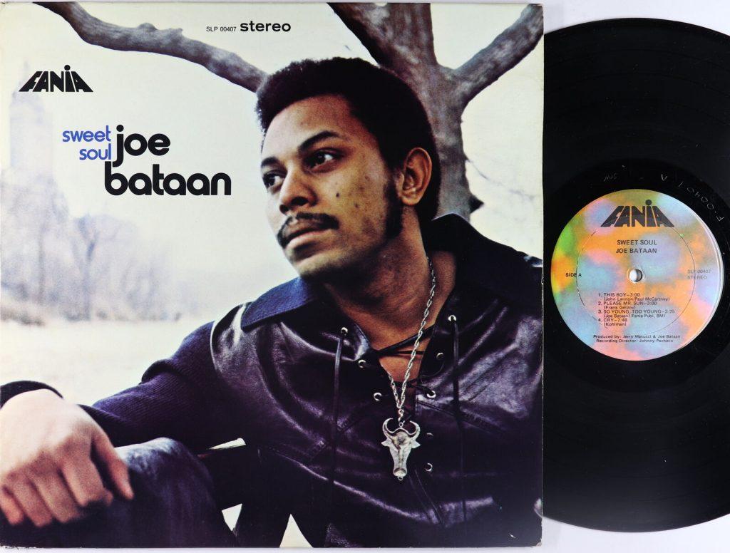 Joe Bataan Sweet Soul Lp Vinyl Fania