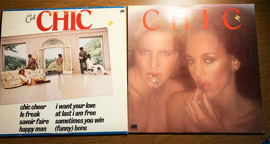 Chic Album Lp Vinyl