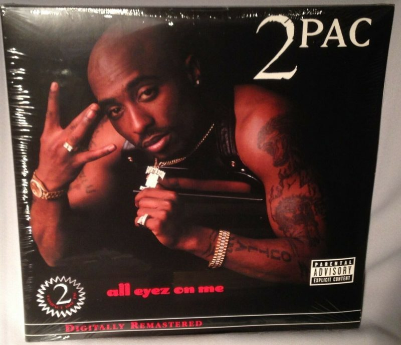 2 Pac Vinyl Records Lps For Sale