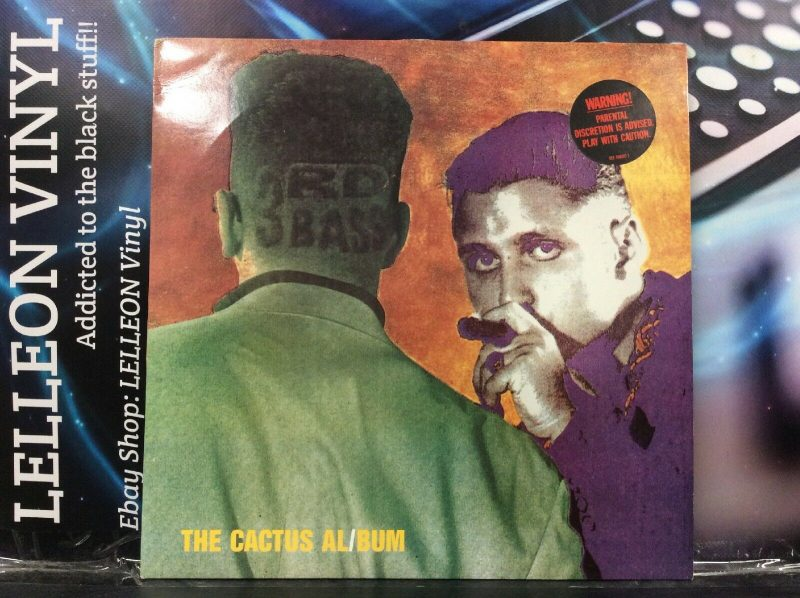 3rd Bass Vinyl Records Lps For Sale