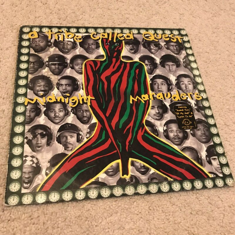 A Tribe Called Quest Vinyl Records Lps For Sale