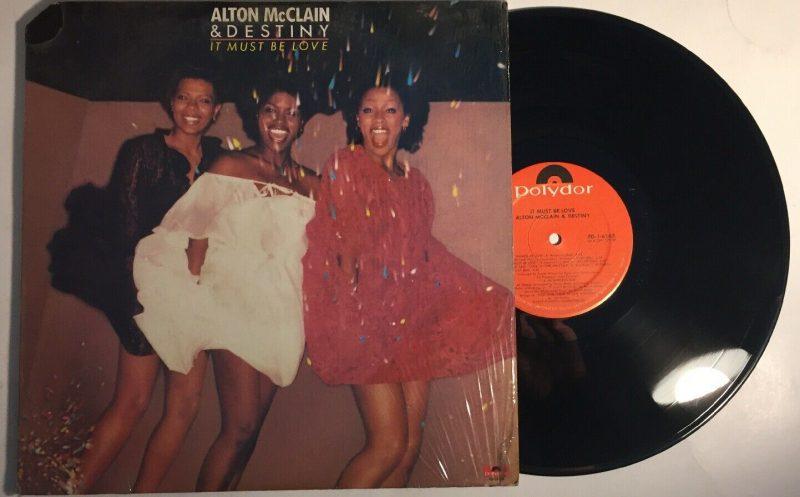 Alton McClain Destiny Vinyl Records Lps For Sale