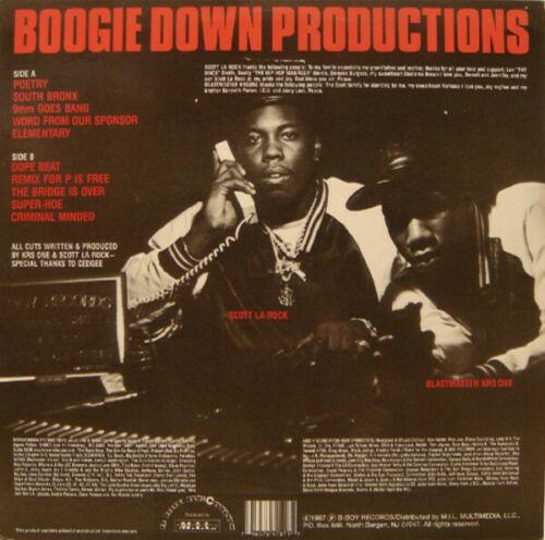 BDP Vinyl Records Lps For Sale