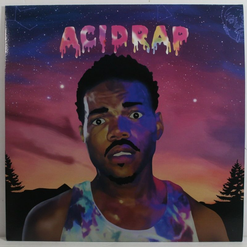 Chance The Rapper Vinyl Records Lps For Sale