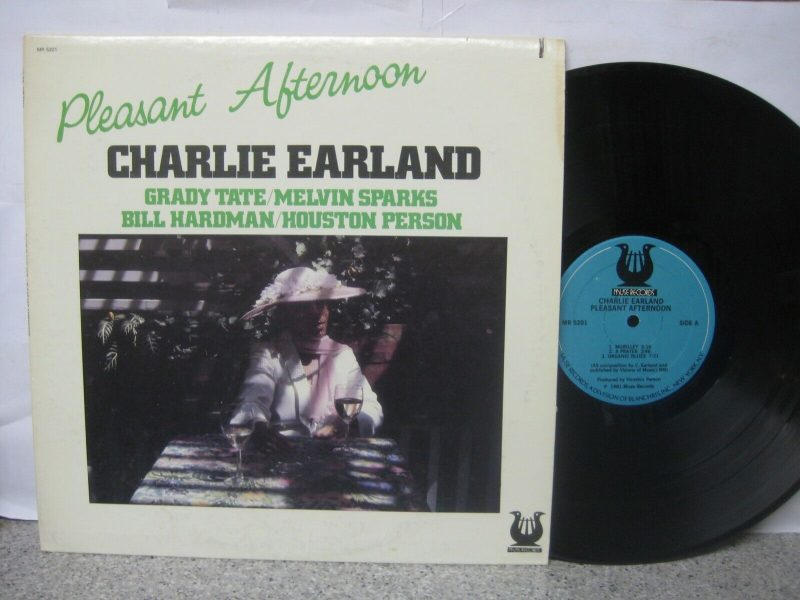Charles Earland Vinyl Records Lps For Sale