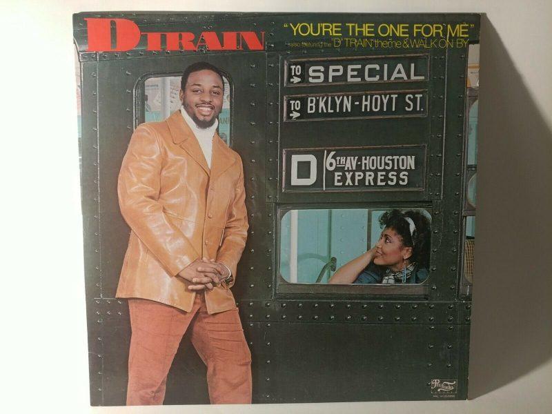 D Train Vinyl Records Lps For Sale