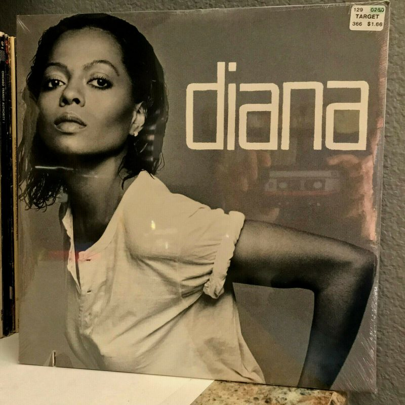 Diana Ross Vinyl Records Lps For Sale