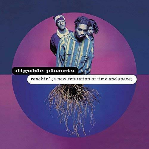 Digable Planets Vinyl Records Lps For Sale