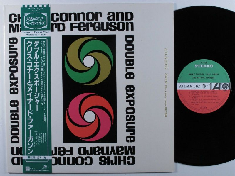 Double Exposure Vinyl Records Lps For Sale