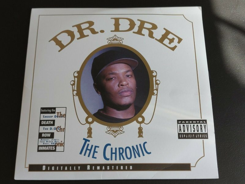 Dr. Dre Vinyl Records Lps For Sale