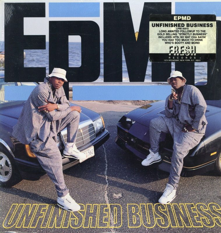 EPMD Vinyl Records Lps For Sale