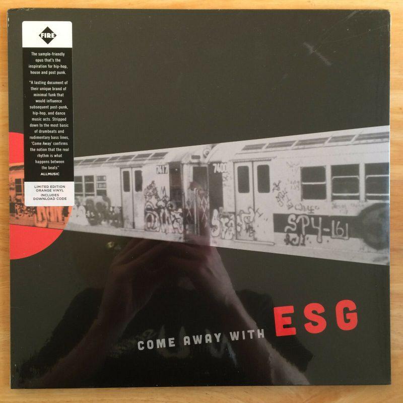 ESG Vinyl Records Lps For Sale