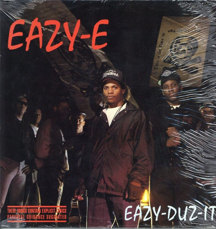 Eazy E Vinyl Records Lps For Sale