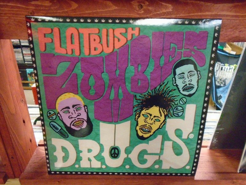 Flatbush Zombies Vinyl Records Lps For Sale