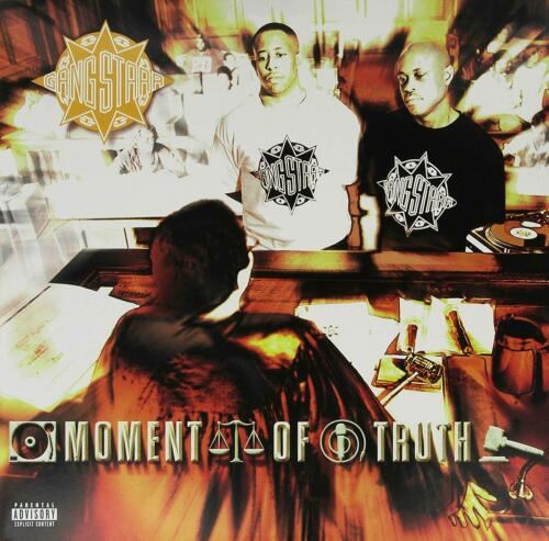Gang Starr Vinyl Records Lps For Sale