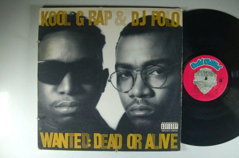 Kool G Rap Vinyl Records Lps For Sale