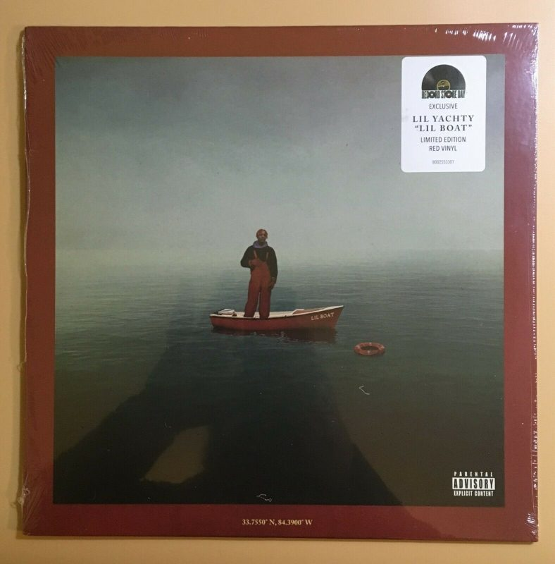 Lil Yachty Vinyl Records Lps For Sale