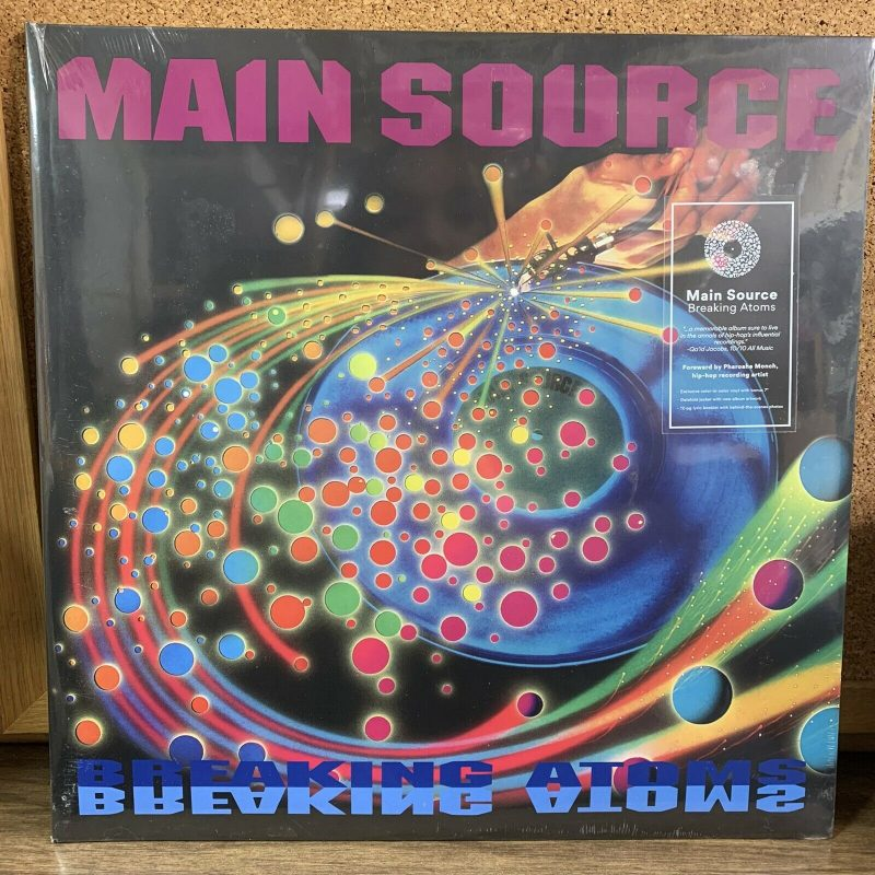 Main Source Vinyl Records Lps For Sale