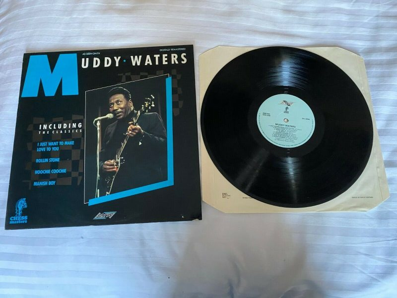 Muddy Waters Vinyl Records Lps For Sale 1