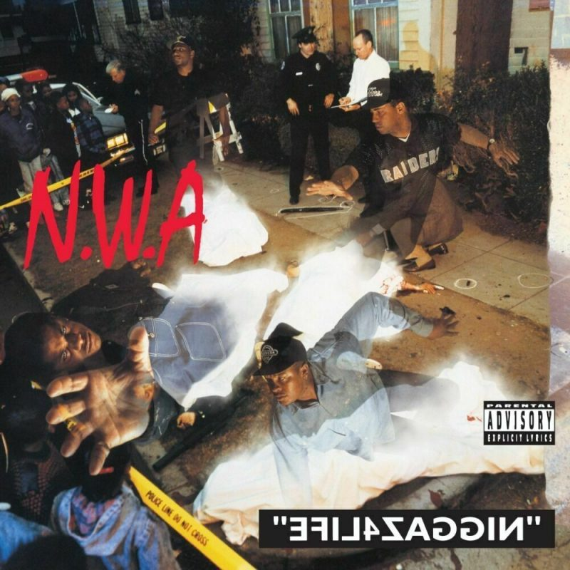 NWA Vinyl Records Lps For Sale