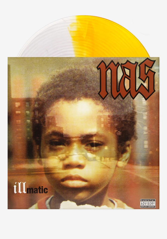 Nas Vinyl Records Lps For Sale