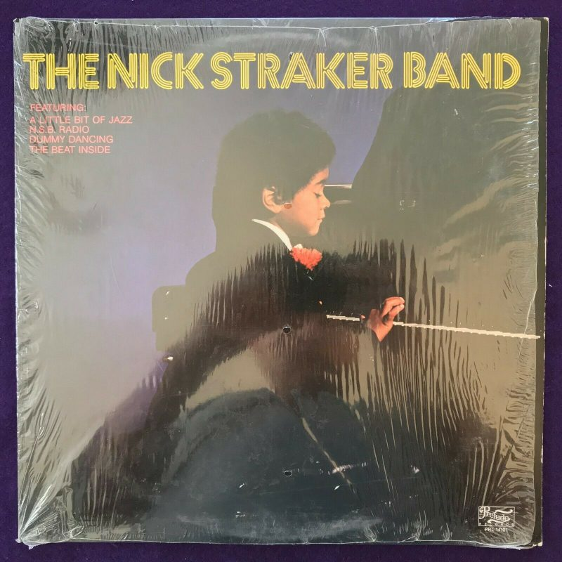 Nick Straker Band Vinyl Records Lps For Sale