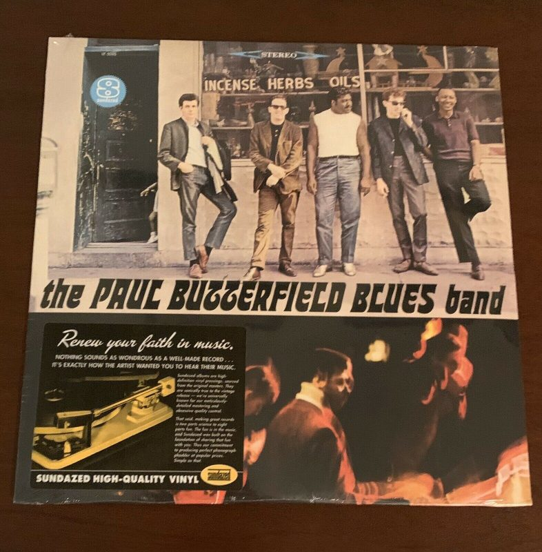 Paul Butterfield Blues Band Vinyl Records Lps For Sale