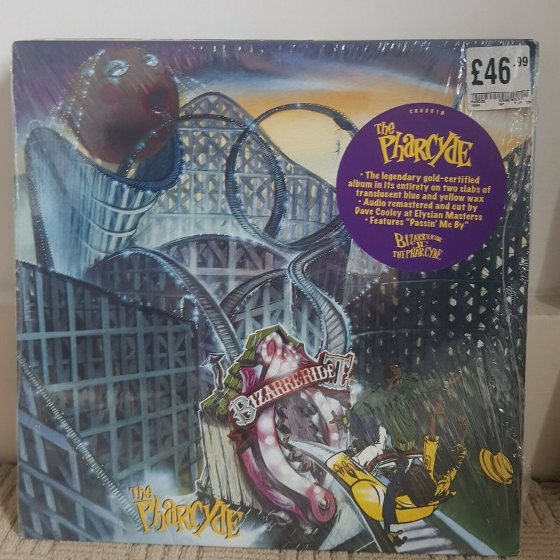 Pharcyde Vinyl Records Lps For Sale