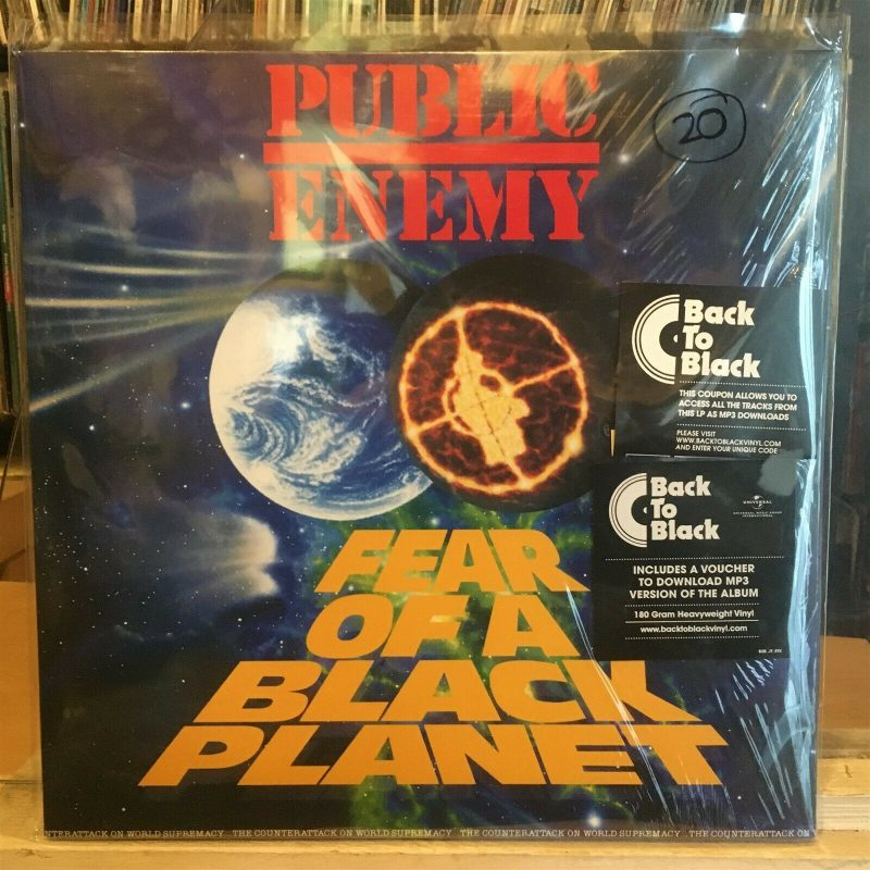 Public Enemy Vinyl Records Lps For Sale