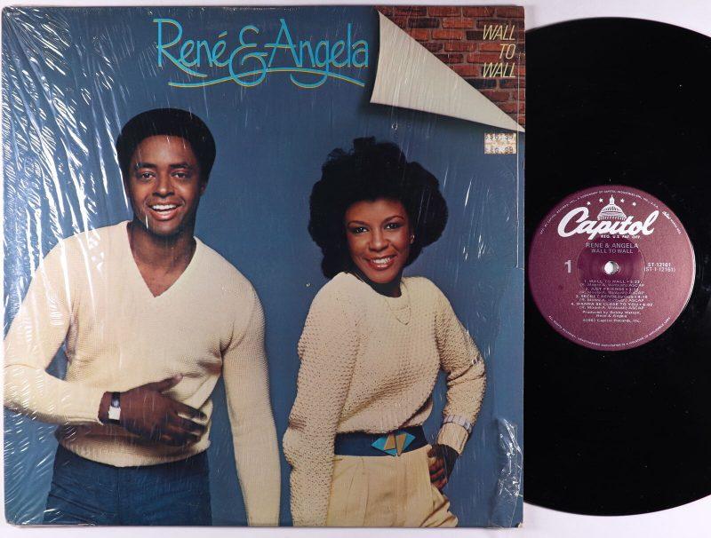 Rene Angela Vinyl Records Lps For Sale