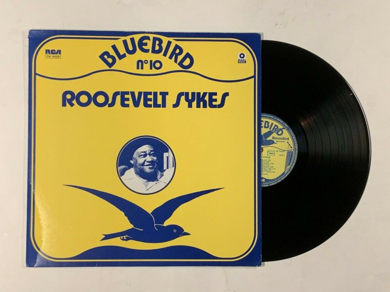 Roosevelt Sykes Vinyl Records Lps For Sale