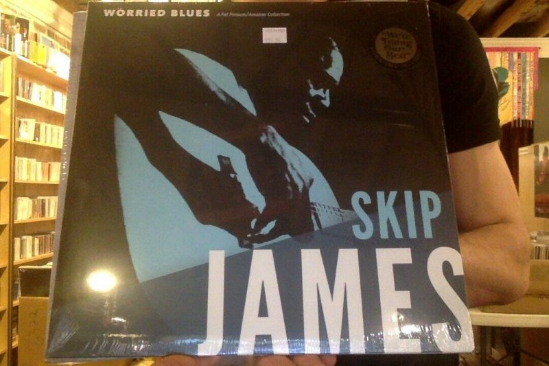 Skip James Vinyl Records Lps For Sale