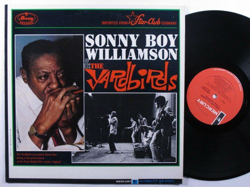 Sonny Boy Williamson Vinyl Records Lps For Sale