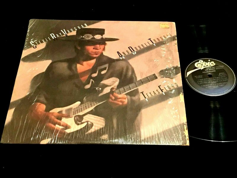 Stevie Ray Vaughan Band Vinyl Records Lps For Sale