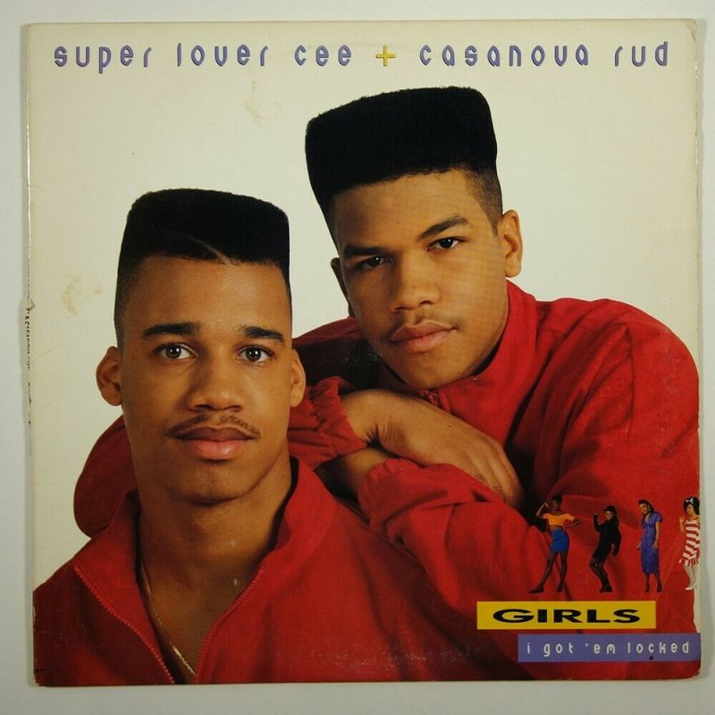 Super Lover Cee Casanova Rud Vinyl Records Lps For Sale