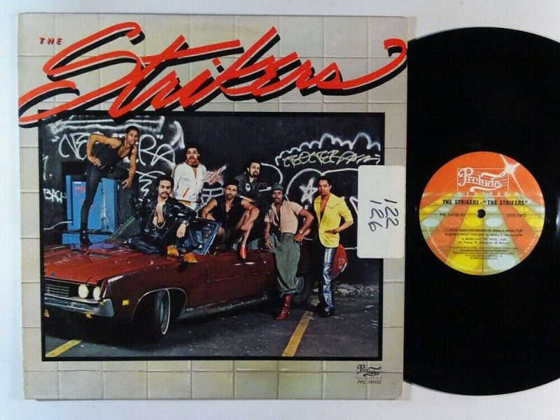 The Strikers Vinyl Records Lps For Sale